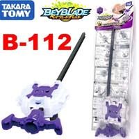 Takara Tomy Beyblade Burst B-112 Light Light Luncher LR Ferramenta Original Super-Z LJ201216