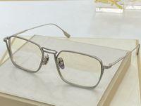 Nuevos anteojos Marco Mujeres Hombres diseñador Eyeeglass Marcos Designer Lentes Marco Lente transparente Lentes Marco Oculos 125 con caja