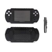 새로운 PAP Gameta II 16GB 스토리지 휴대용 게임 콘솔 휴대용 미니 비디오 게임 플레이어 지원 TV 출력 MP3 MP4 MP5 카메라 PXP3 PVP NES FC
