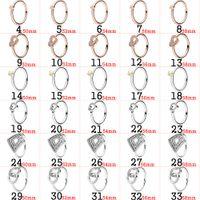 2020 925 Silver Heart-to-Heart Wheel of Fortune Intertwined Fita de Amor Original Jewelery for Women New Popular