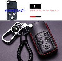 Автомобильный автомобиль Дистанционного ключа Держатель Case Держатель Защитная гильза Крышка для Civic Accord 7-го 8-го 9-го 10-го поколения