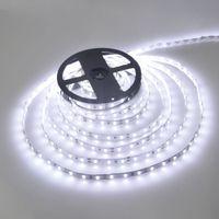 Striscia a LED 5050 5630 2835 Luci RGB 12V 5m Flessibile Home Della Decorazione Cucina Lampada impermeabile 300 Nastro a diodi a nastro a LED 60LEDS / M