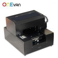 الطابعات A4 الرقمية مسطحة Impressora PO حبر طابعة UV التسامي تي شيرت الهاتف الخليوي حالة الطباعة آلة