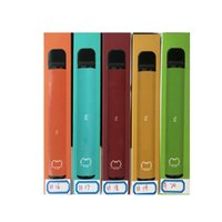 Buff mais novo pods descartáveis do dispositivo de partida do dispositivo 550mah bateria 3.2ml cartuchos Vape Pen Puffbar Portable E Cigarros