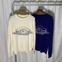 망 스웨터 크루 넥 마일 와일 폴로 망 클래식 스웨터 니트 코튼 레저 온기 스웨터 점퍼 풀오버 8colors