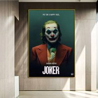 The Joker Classical Movie Poster Prints Joaquin Phoenix Port...