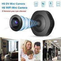 Neue H6 HD WIFI 1080P Mini Kleinste Kamera Nachtsichtbewegung Micro Kamera Bewegungserkennung Mini-Camcorder Home PK C1 C61