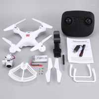 XG183 2.4G RC Selfie Smart Drone FPV Quadcopter Flugzeuge mit HD 720P / 0,3 MP KAMERA Echt-Time Hold Headless Modus 3DFlip1