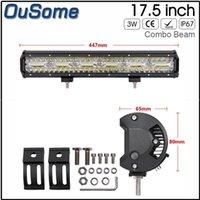 Andere Beleuchtungssystem 17,5 Zoll 7D gerade LED-Lichtleiste 360w mit Chips Dreibettzeitreihen Arbeit Offroad Combo Balken für 1
