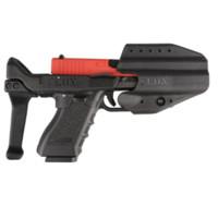 Brace Tactical Brace Airsoft Roni Giocattoli Pistol G17 Kit di conversione della carabina per Gloc / G17 Series Nylon Made Guns Guns Accessori