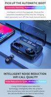 الأصلي F9 سماعات لاسلكية TWS بلوتوث 5.0 سماعة HIFI IPX7 ماء سماعات لمس سماعات للرياضة / لعبة