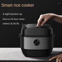 طناجر الأرز طباخ ذكي مصغرة متعددة الوظائف الكهربائية المنزلية المطبخ الأجهزة الصغيرة الطبخ وعاء الأرز 1