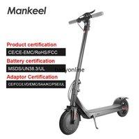 Mankeel EU SROCK 36V 350W 8,5 дюйма портативный и складной электрический скутер со светодиодным дисплеем Быстрая доставка на 3-7 дней MK042