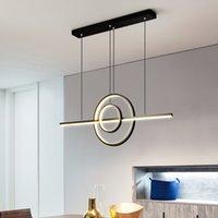 الحديثة أدى أضواء قلادة بضعف دي تيتو غرفة الطعام شنقا قلادة مصباح lamparas colgantes الإنارة الإضاءة المنزلية