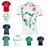 Nuovo nuovo 2021 British and Irish Lions Lions Camicia da rugby League Jersey Home National Team Lions Leons Leons Jerseys