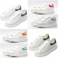 أعلى جودة مع مربع 2020 مصمم الأزياء Espadrille رجل منصة المرأة منصة أحذية رياضية المتضخم أحذية رياضية 36-45 # 512 Z1HA #