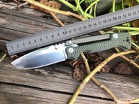 Nouveau couteau de pliage en acier de l'AD-15 froid G10 poignée S35vn couteau tactique extérieure EDC outil de poche Camping Couteau de survie AD15 BM535 940 550 551