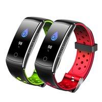 Q8s Smart Watch Passometer Sport Wasserdichte Smart Armband Herzfrequenz Monitor Blutdruck Blut Sauerstoff Armbanduhr für iPhone Android