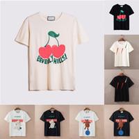 New Womens Mens Designers Camisetas Tshirts Carta de moda Impressão de Manga Curta Senhora Tees Luxurys Roupas Casuais Mulheres S camisetas Roupa