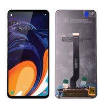 Testé à 100% pour Samsung Galaxy A60 LCD SM-A6060 SM-A606F / DS écran tactile écran tactile de rechange de rechange de rechange en gros