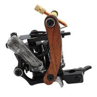 المهنية لفائف الوشم آلة ل الظل بطانة 10 التفاف لفائف الزهر الحديد الوشم آلة بندقية الوشم العرض