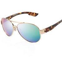 Occhiali da sole polarizzati Loreto uomini vintage pilota occhiali da sole per uomo maschio sport occhiali da sole UV400 Eyewear quadrato Y1207