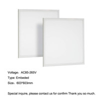 LED Flat Panel Light 36W 600*600mm 2ft Drop Ceiling LED Flat...