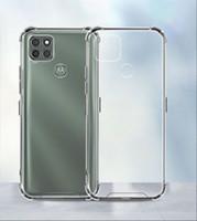 Прозрачный прозрачный акриловый жесткий чехол для Moto G6 G7 G8 G9 E6 E7 PLUS PLAY POWER LITE P40 Одна версия Huawei Y9 2019