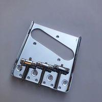 Tele Guitar Electric Chrome Bridge String Spacing 10.8mm Banele Selle, Made in Corea