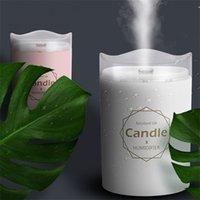 Humidificador de 300 ml Mini Atomización Lámpara de aceite Purified New Spread Fragrance Woman Man Hombre Máquina de aromaterapia Suministros de hogar 18JS K2