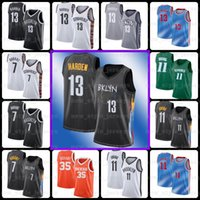 34 Giannis 13 Harden 7 Kevin Irving Durant Antetokounmpo 11 Kyrie 2021 Nero