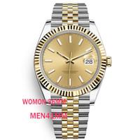 Neue Stil Qualität 36mm Herrenuhren Automatische Bewegung Edelstahl Uhren Frauen 2813 Mechanische Armbanduhren Wasserdichtes leuchtendes Geschenk