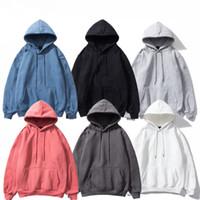 Neue heiße Verkauf Mens Polo Hoodies und Sweatshirts Herbst Winter lässig mit einer Kapuze Sportjacke Herren Hoodies 78FV