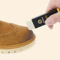Резиновый блок для замшевых кожаных ботинок ботинок чистый уход Eraser Beaster Щетка пятно очистителя дезактивации стереть натуральный трения # 251