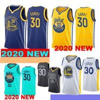 2020 جديد ستيفن 30 كاري Goldenstate \ Rwarriors \ R13 Klay 11 Thompson كرة السلة