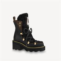 2020 дизайнер Beaubourg ботинки ботинки женщин моды Мартин сапоги шерстяные зимние кожаные сапоги высочайшего качества с размером коробки EUR 35-42