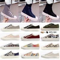 2021 Kuyu Satmak Yüksek Kalite Kadın Ayakkabı Espadrilles Sneakers Baskı Yürüyüş Sneaker Nakış Tuval Platformu Ayakkabı Kızlar Düz Düşük