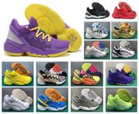 뉴스트 망 d.o.n. 문제 # 2 Donovan Mitchell 2th 2S II 농구 신발 짜기 운동화 남성 트레이너 스포츠 신발 크기 39-46