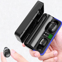 2500mAh Case LED Display Wireless Bluetooth 5. 0 Earbuds Head...