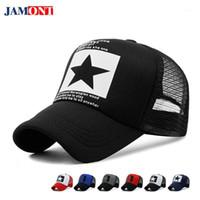 2018 Summer Baseball Casquette Hommes Femmes Chapeau Coloré Pentagram Hats Bones Hip Hop Caps Homme Snapback Caps1 Caps1