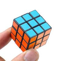 مصغرة لغز مكعب صغير الحجم مصغرة ماجيك مكعب لعبة التعلم لعبة تعليمية مكعب هدية جيدة لعبة الضغط الاطفال اللعب