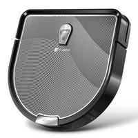 HOUZETEK D960 Limpiador de piso Robot Vacío Inteligente Control de aplicación Sensor infrarrojo Serraming Papuching para la carga automática del hogar