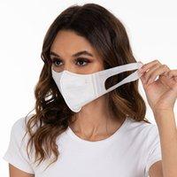 Respiratore stereo PM2.5 Anti filtro 3D Carbonio Anti-batterico Anti-Bacterico Protezione FA Protezione SMO proteggere la bocca Maschera attivata WGWLU