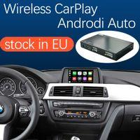 Kablosuz Carplay Arayüz BMW Araba CIC Sistemi Için 1 2 5 7 Serisi X1 X3 X4 X5 X6 F07 GT F01 E84 F25 F26 E70 E71