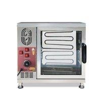 Ekmek üreticileri kullanımı için elektrikli baca pasta fırın ve Kurtos kalacs makinesi