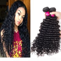 8A Remy Brazilian Body Wave Straight Loose Wave Kinky Curly Deep Wave Virgin Human Hair Extensions 100% Unprocessed Remy Human Hair Weaves