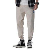 Männer Jeans Favocent Frühling und Herbst2021 Baumwollmode Hohe Qualität Anbau Hip Hop Lose Harem Knöchellangen Große Größe Hosen
