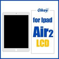5 pcs LCD para Apple iPad 6 Air 2 A1567 A1566 9.7 '' Teste de boa qualidade Display LCD Display Touch Screen Assembly Substituição
