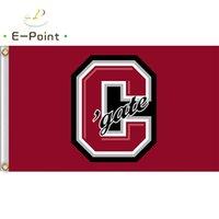 NCAA Colgate Raiders Flagge 3 * 5ft (90 cm * 150 cm) Polyester Flagge Banner Dekoration Fliegen Home Garten Flagge Festliche Geschenke