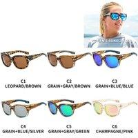 الفاخرة مصمم الاستقطاب النساء النظارات الشمسية تصفح نظارات الشمس كوستو المياه سيدة الصيد النظارات الشمسية اللون انبهار العدسات